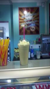 paradise milkshake