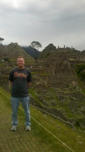 me on machu